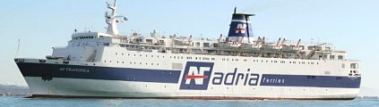 Adria linje Ferries