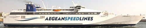 Aegean Speed ​​Ferries Line