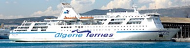 algerie Ferries