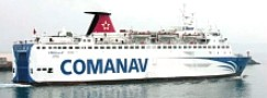 Ferries Comanav
