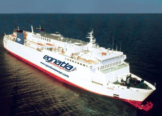 Egnatia Seaways Ferries