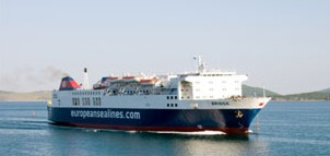 Podul European Seaways