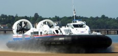 Hovertravel Ferry Cepat