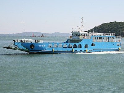 Korea Express Ferries