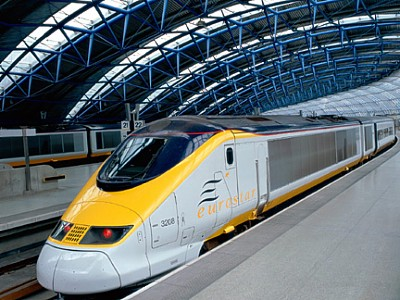 Trains Eurostar Ashford